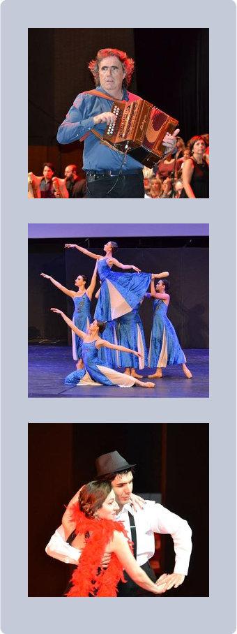 Balli e danze alla scoperta del mondo